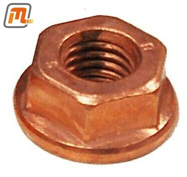 exhaust manifold nut to front pipe OHC 1,3-2,0l