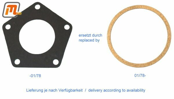 Motomobil GmbH > Products > rear axle - drive shaft gasket to axle