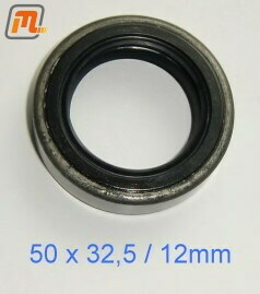 gearbox-manual sealing ring rear