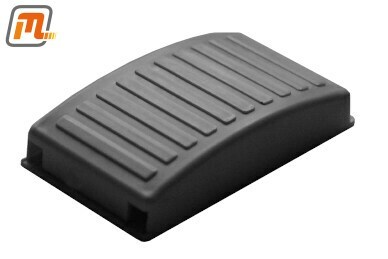 accelerator pedal rubber pad