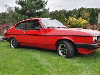 Ford Capri GT4 Signal red´80